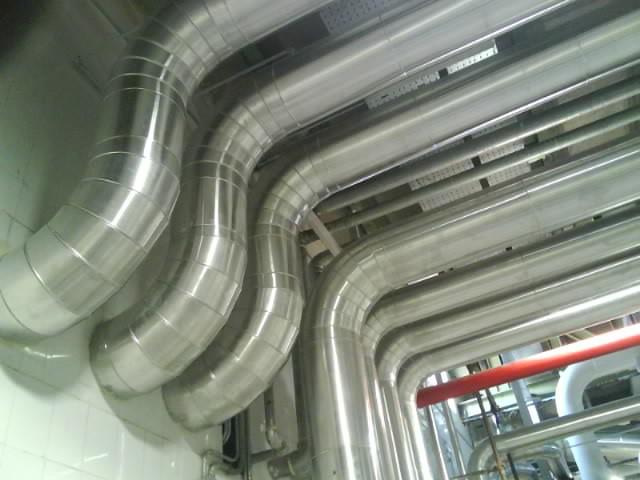 شرکت مهار انرژی زرین رود | موتورخانه